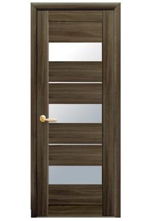 Двери деревянные Лилу МДФ 800х2000 мм