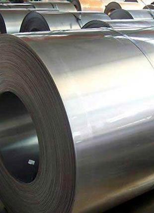 Рулон нержавеющий,ширина 1000/1250 мм, AISI 304, В/ВА+РЕ/4N+РЕ