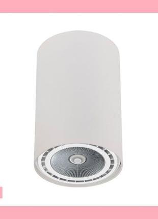 Точечный белый накладной светильник Nowodvorski