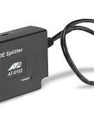 Сплітер AT-6102G Power over Ethernet Spltter (Gigabit Ethernet)