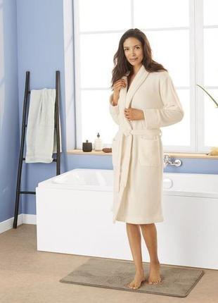 Теплый халат от miomare s, l