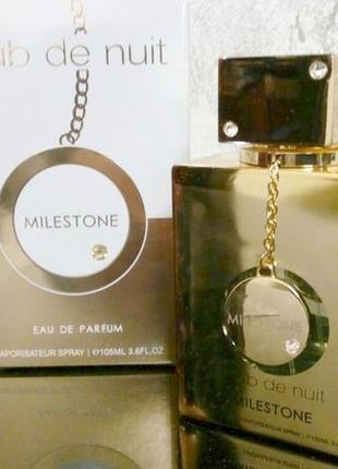 Club De Nuit Milestone Armaf_Original_eau de parfum