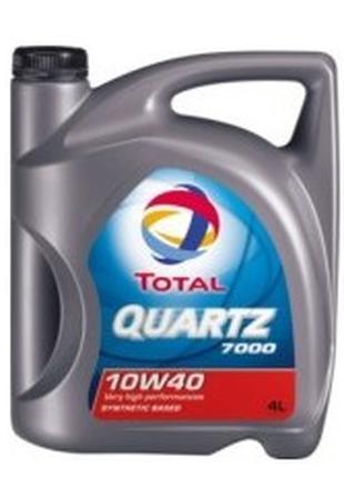 Масло моторное Total QUARTZ 7000 ENERGY 10W-40 4л