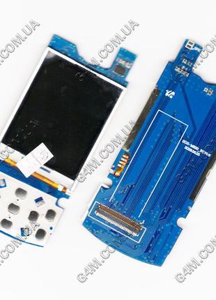 Дисплей Samsung M620 на плате с подложкой