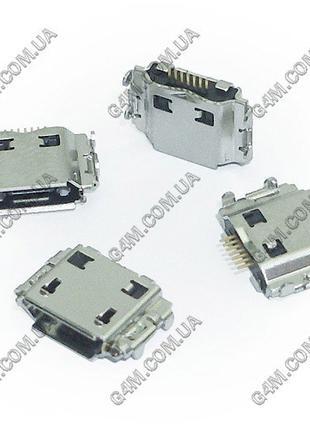 Коннектор зарядки Samsung B3210, B3310, B5310, B6520, B7320, B...
