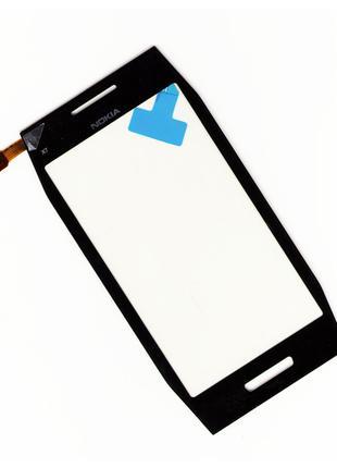 Тачскрин для Nokia X7-00 черный