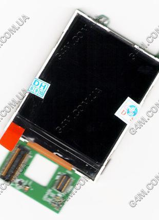 Дисплей Samsung C400 на плате