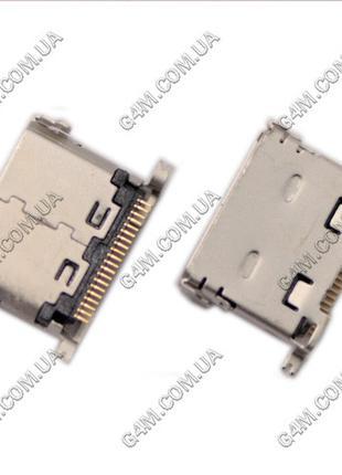 Коннектор зарядки Samsung E200