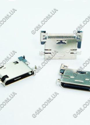 Коннектор зарядки Samsung X820, X820B, P310, P910, F500, Z150,...