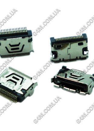 Коннектор зарядки LG KG320, KE360, KE800, KE820, KE850, KP265,...