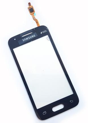 Тачскрин для Samsung G318H/DS Galaxy Ace 4 Neo темно-синий с к...