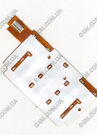 Плата клавиатуры Sony Ericsson W950i