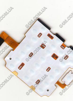 Плата клавиатуры Sony Ericsson G502