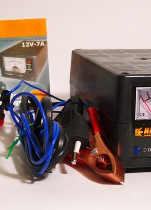 Импульс-7А (Кедр) зарядное устройство для аккумулятора автомобиля