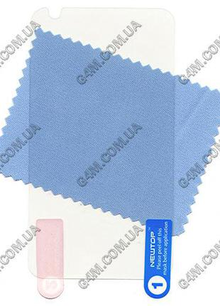 Защитная плёнка для HTC G20 S510b Rhyme прозрачная глянцевая