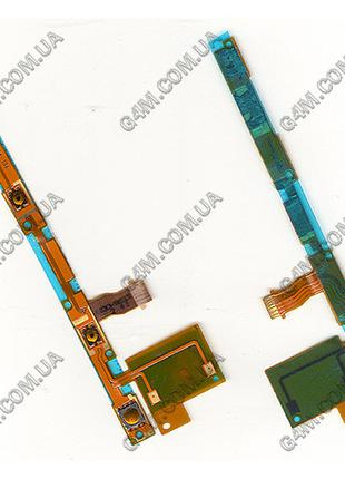 Шлейф Sony Ericsson U8i Vivaz Pro для кнопок громкости (Оригин...