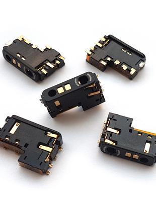Коннектор зарядки Nokia 1200, 1202, 1208, 1209, 1650, 1680, 23...