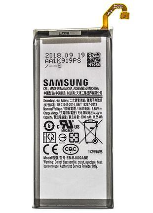 Аккумулятор EB-BJ800ABE для Samsung Galaxy A6 A600F, Galaxy J6...