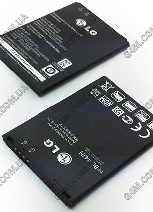 Аккумулятор BL-44JN для LG P970 Optimus, E612 Optimus L5, E615...