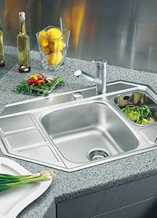 Кухонная мойка Teka CUADRO 60 E