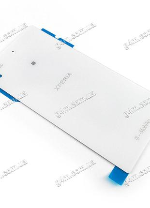 Задняя крышка для Sony Xperia Z1S белая