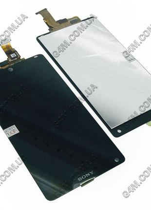 Дисплей Sony C6502 L35h Xperia ZL, C6503 L35i Xperia ZL с тачс...