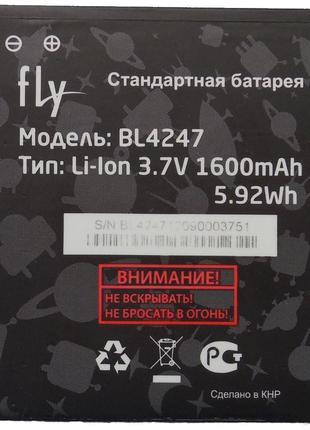 Аккумулятор BL4247 для Fly Miracle IQ442
