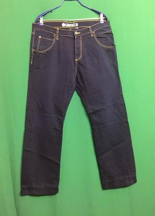 Стильные джинсы с манжетом comfort fit