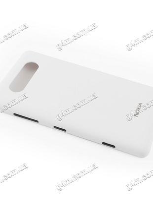 Задняя крышка для Nokia Lumia 820 белая