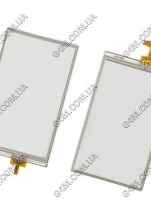 Тачскрин для Sony Ericsson X1 Xperia