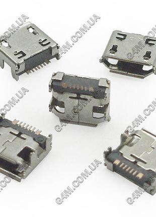 Коннектор зарядки Samsung C3312, C3322, C3330, C3350, C3520, C...
