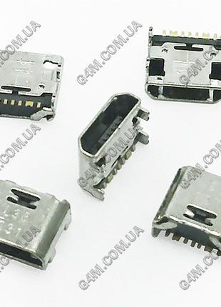 Коннектор зарядки Samsung i8552 Galaxy Win, i9080 Galaxy Grand...