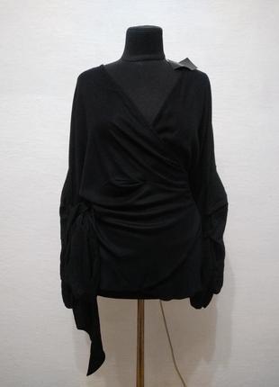 """Стильная модная блуза """" шик """" большого размера"""