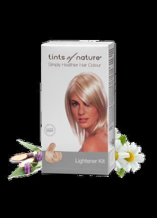 Набор для осветления для волос без аммиака, Tints of Nature