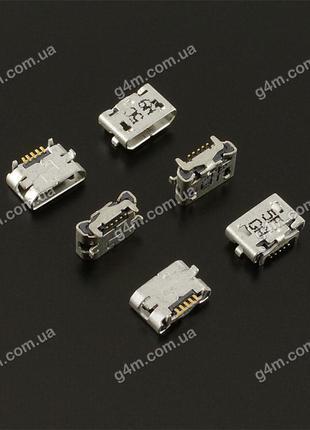 Коннектор зарядки HTC G8 A3333, A3336, A3366, A3335 Wildfire, ...
