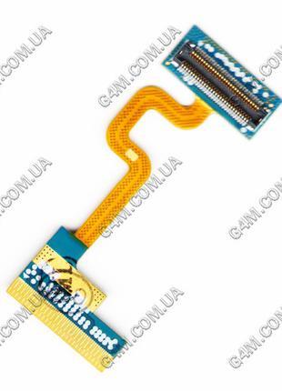 Шлейф Samsung J400 с коннектором (Оригинал)