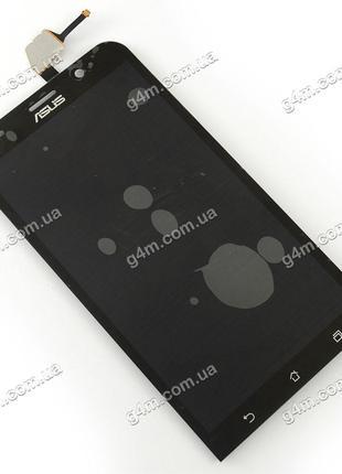 Дисплей Asus ZenFone 2 (ZE550ML, ZE551ML) с тачскрином, черный