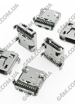 Коннектор зарядки LG G2 D800, D801, D802, D803, D805 G2, LS980...