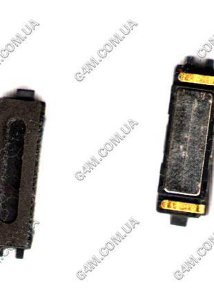 Динамик Sony Ericsson K550i, M600, S312 W610, W950