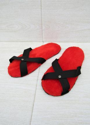 Тапочки handmade для гостей