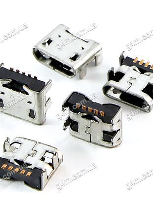Коннектор зарядки LG D295 L Fino, D320, D321, MS323 Optimus L7...