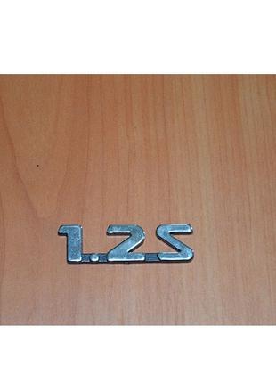 Эмблема задняя Таврия, 1102, 1103, 1105 (1.2L) АвтоЗАЗ
