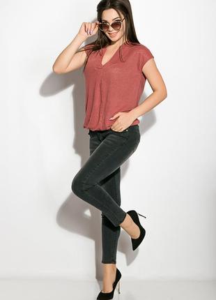 Блуза женская/ чайная роза /размер l