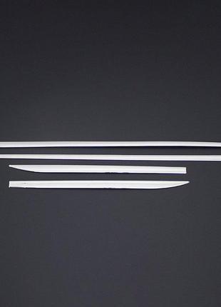 Audi Q5 2008-2017 Молдинг дверной / хром накладки на двери / м...
