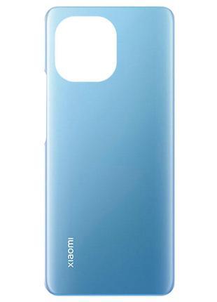Задняя крышка для Xiaomi Mi 11 (Blue) Original