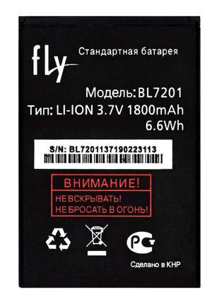Аккумулятор Fly BL7201 для Fly IQ445 Genius (1600 mAh)