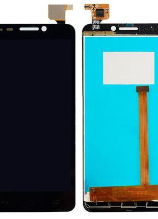 Дисплей для Alcatel 6030D One Touch Idol с сенсором (Black)