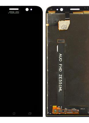 Дисплей для Asus ZenFone 2 (ZE551ML) с сенсором (Black)