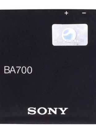 Батарея Sony BA700 для Sony Xperia E / Xperia Tipo / Xperia SX...