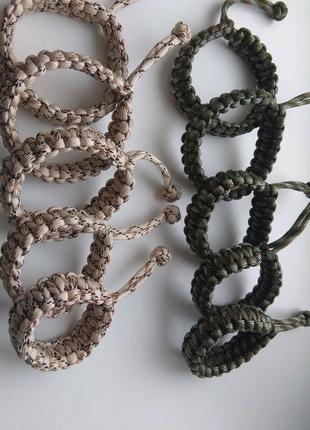 Браслет плетений.